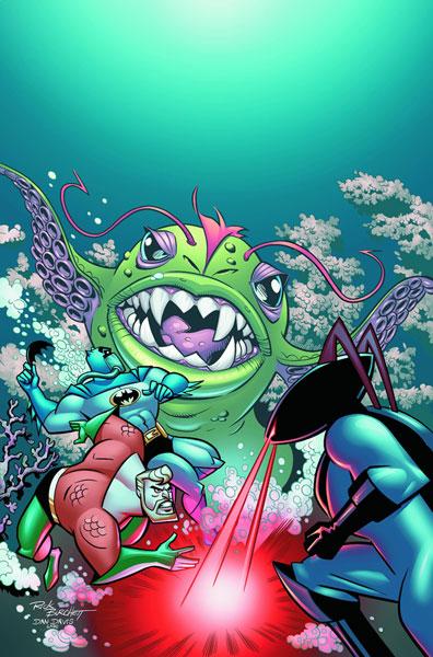 Aquaman (Batman:The Brave and the Bold) - DC Hall of ...  |Batman The Brave And Bold Aquaman