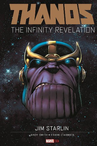 Jim Starlin's Thanos: The Infinity Revelation Original Graphic Novel