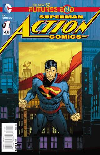 Action Comics - Future's End #1