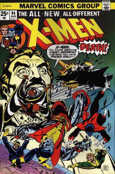 """""""X-Men #94.  I'm Back!"""""""
