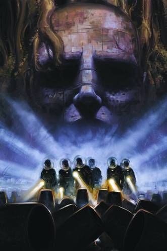 Dark Horse Comics' Prometheus: Fire and Stone #1