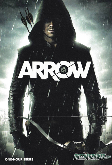 """Arrow-TV Style"""