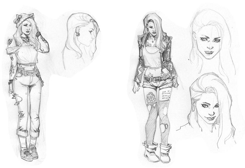 Molly Carpenter designs