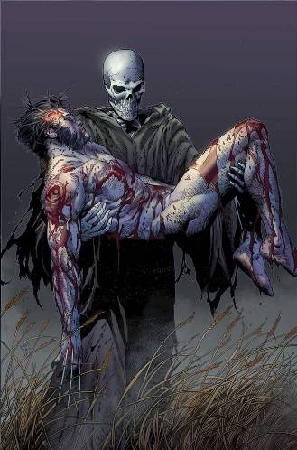 The Death of Wolverine #4 (of 4)