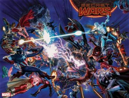 Marvel's new Secret Wars event coming in May 2015