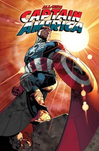 Sam Wilson is the All-New Captain America!