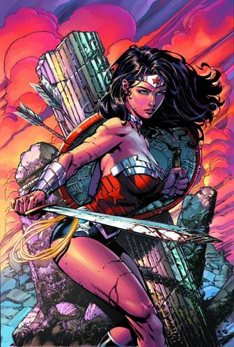 Wonder Woman #36 By Meredith and David Finch