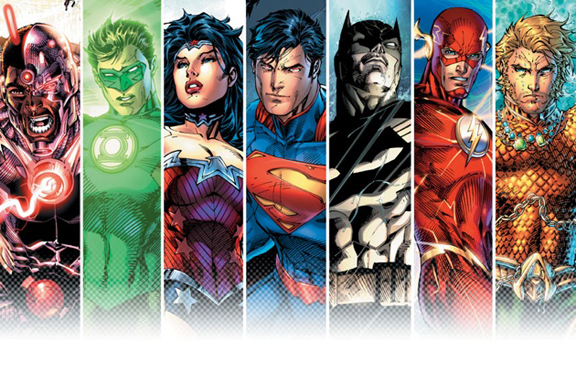 The Justice League Of America-Topic Of Conversation