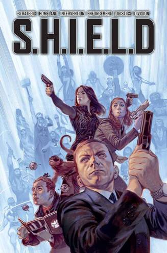 Mark Waid and Carlos Pacheco's All-New SHIELD #1
