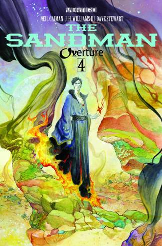 Neil Gaiman and J. H. Williams' Sandman Overture #4 (of 6)