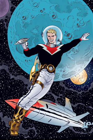 Flash Gordon Cover By Darwyn Cooke