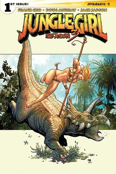 Jungle Girl: Season Three #1