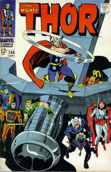 Thor #156