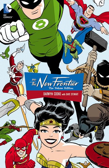 DC: The New Frontier: The Deluxe Edition