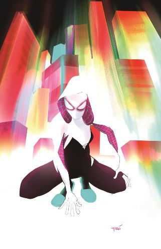 Spider-Gwen #1 By Jason Latour and Javier Rodriguez