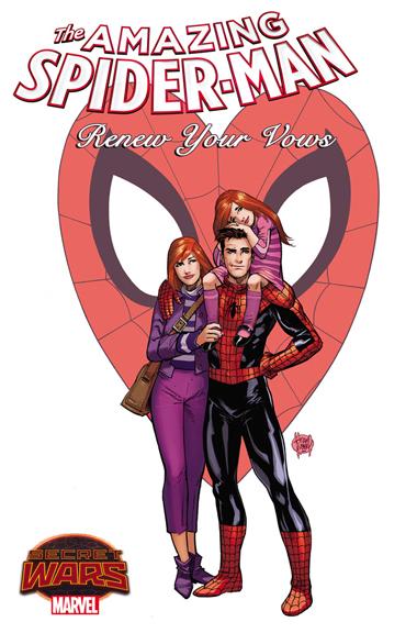 Amazing Spider-Man : Renew Your Vows #1