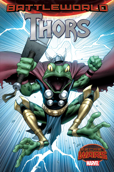 Thors #1 Variant Cover