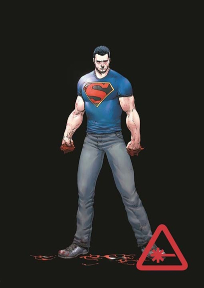 Superman after Convergence