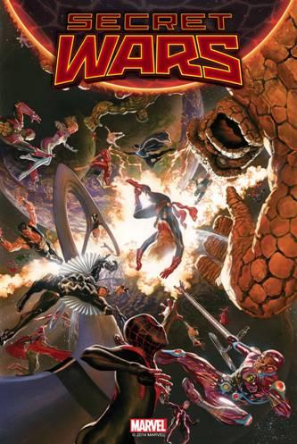 Marvel's Secret Wars #1 (of 8)
