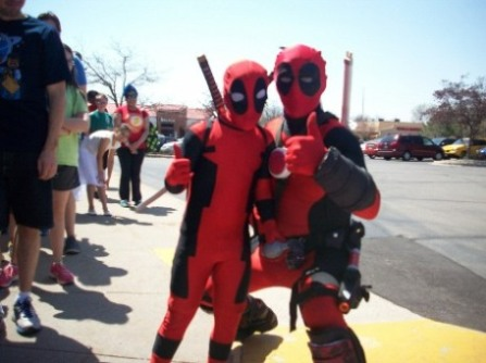 New This Fall From Norman Lear: Deadpool and Son!