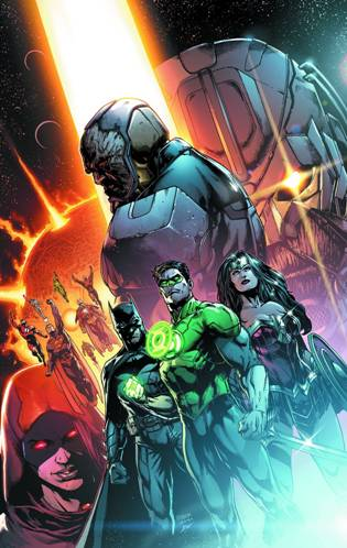 "First Chapter of ""Darkseid War"" in Justice League #41"