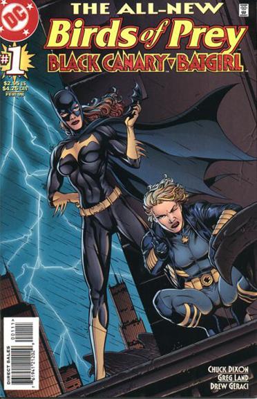 Birds pf Prey: Batgirl #1