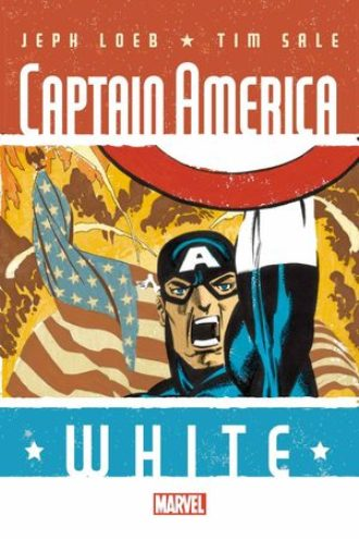Jeph Loeb and Tim Sales' Long-Awaited Captain America: White
