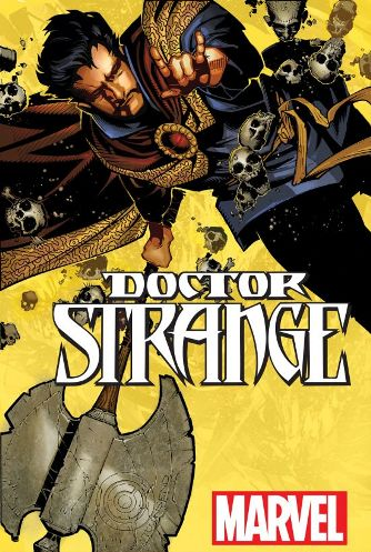Bendis and Bachalo's All-New Doctor Strange #1