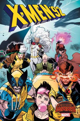 Secret Wars' X-Men '92 #1