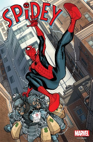 The All-New, All-Ages Spidey #1