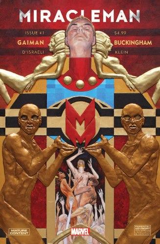 Miracleman By Gaiman & Buckingham #1