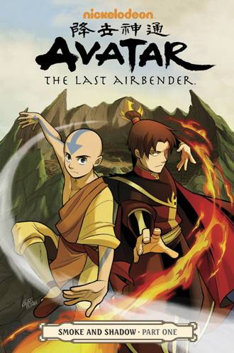 Avatar: The Last Airbender Volume 10 - Smoke & Shadow   Part 1 (of 3)