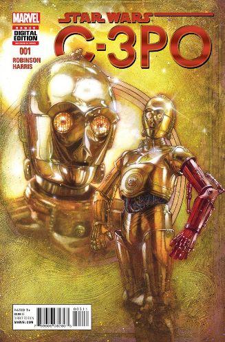 This December's Star Wars: C3PO One-Shot