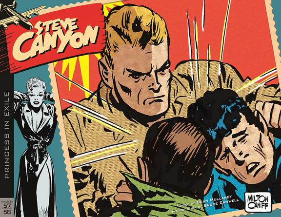 Steve Canyon Volume 6: 1957-1958