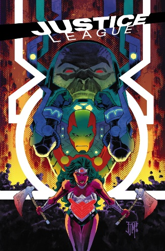 Darkseid Wars: Gods & Men Begins In Justice League  #45