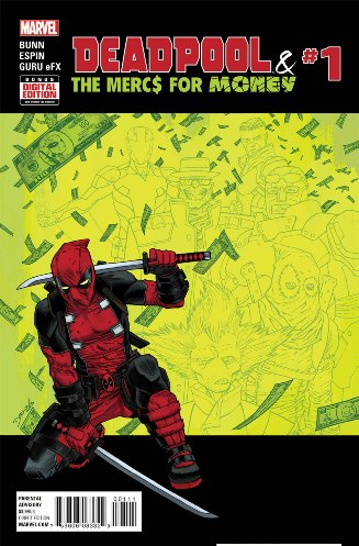 Deadpool & The Mercs For $ Coming In February