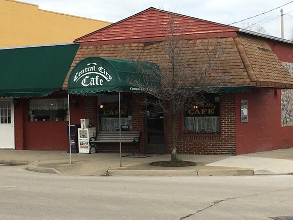 Central City Cafe Wv