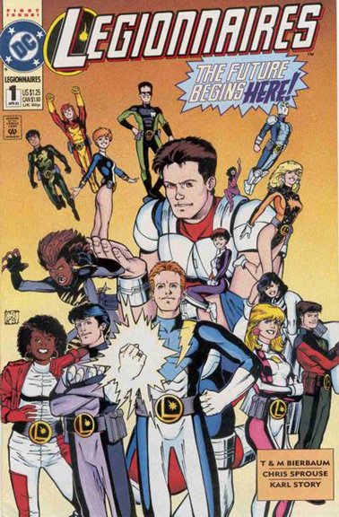The Legionnaires get their own title!