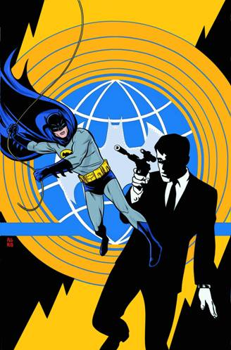 Batman '66 Meets Man From UNCLE #1 (of 6)