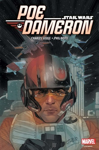 This April's Star Wars: Poe Dameron #1 (of 5)