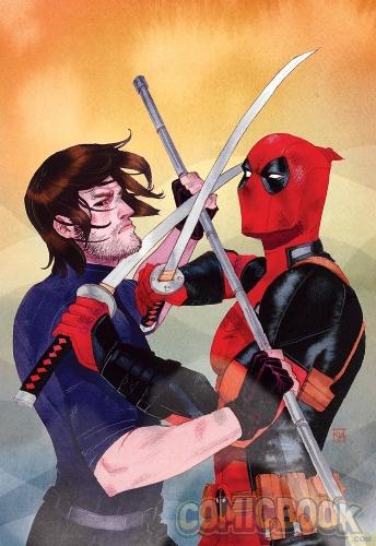 Coming In July, Deadpool VS Gambit