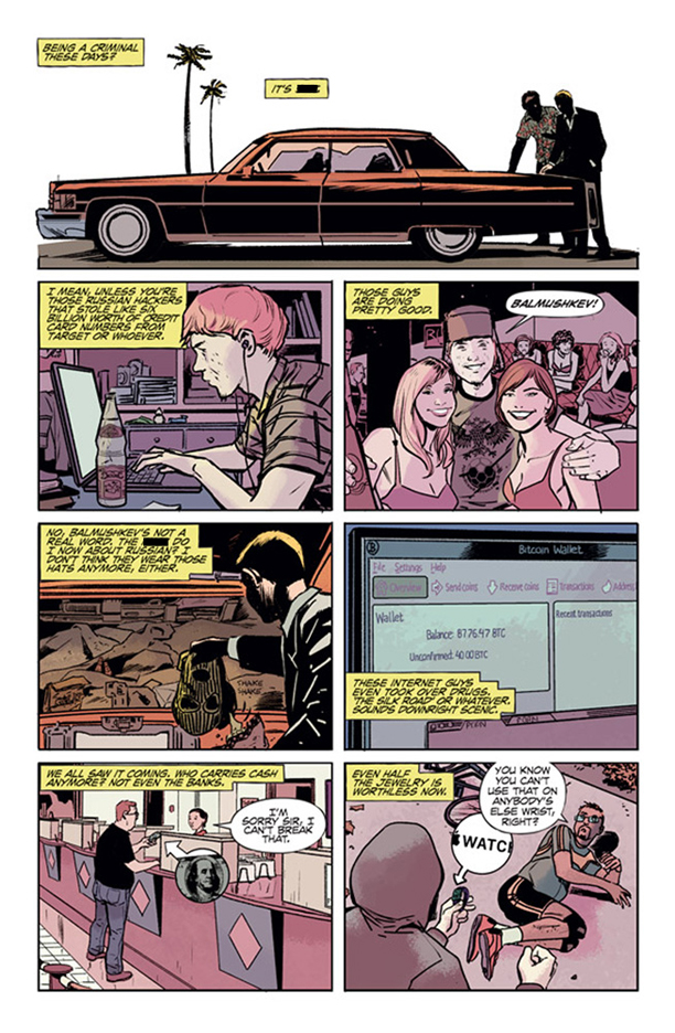 The Fix #1 preview page 1