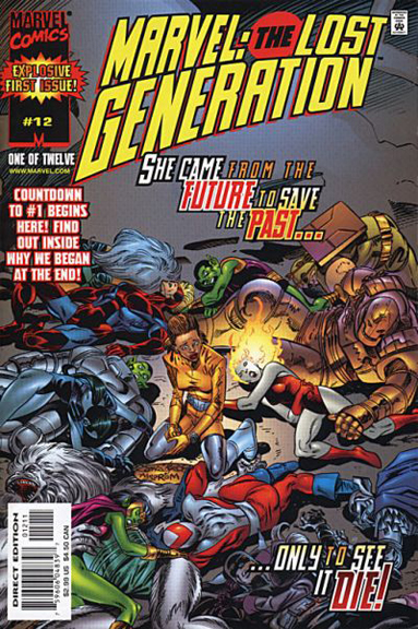 Marvel: The Lost Generation #12