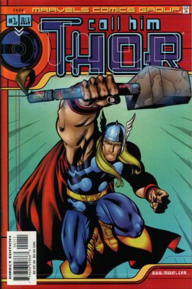 Marvels Comics: Thor #1