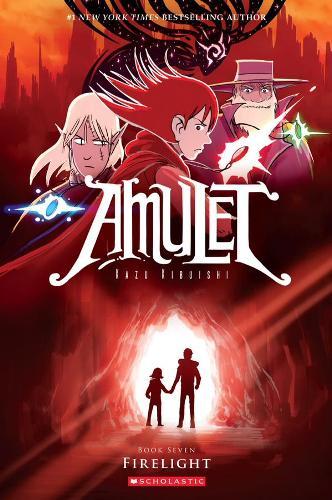 Kazu Kibuishi's Amulet Volume 7: Firelight