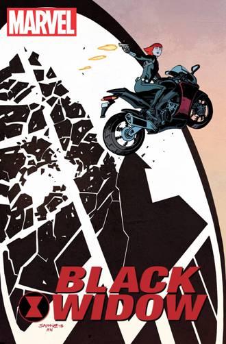 Mark Waid and Chris Samnee's Black Widow #1