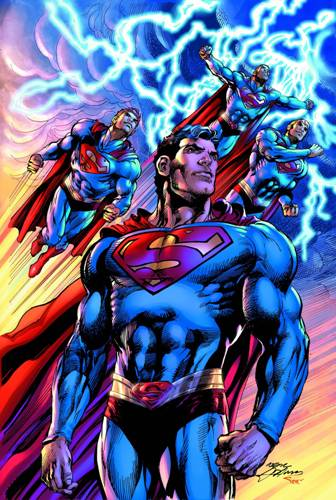 Neal Adam's Superman: The Coming of The Supermen #1 (of 6)