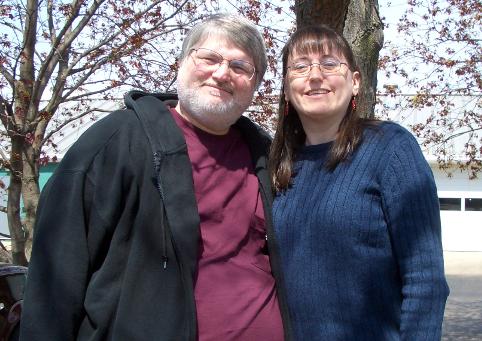 KC Carlson & Johanna Draper Carlson