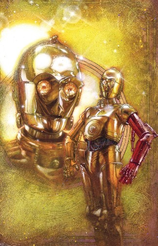 At Long Last - The Star Wars C-3P0 Special #1
