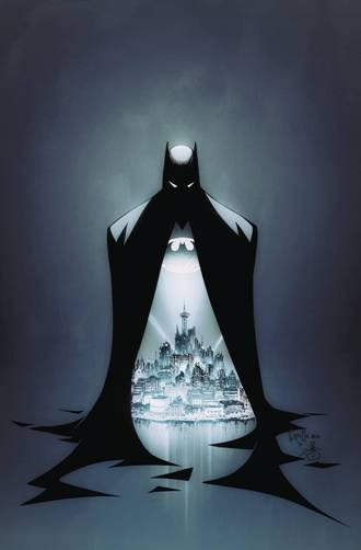 Snyder and Capullo's Batman #51